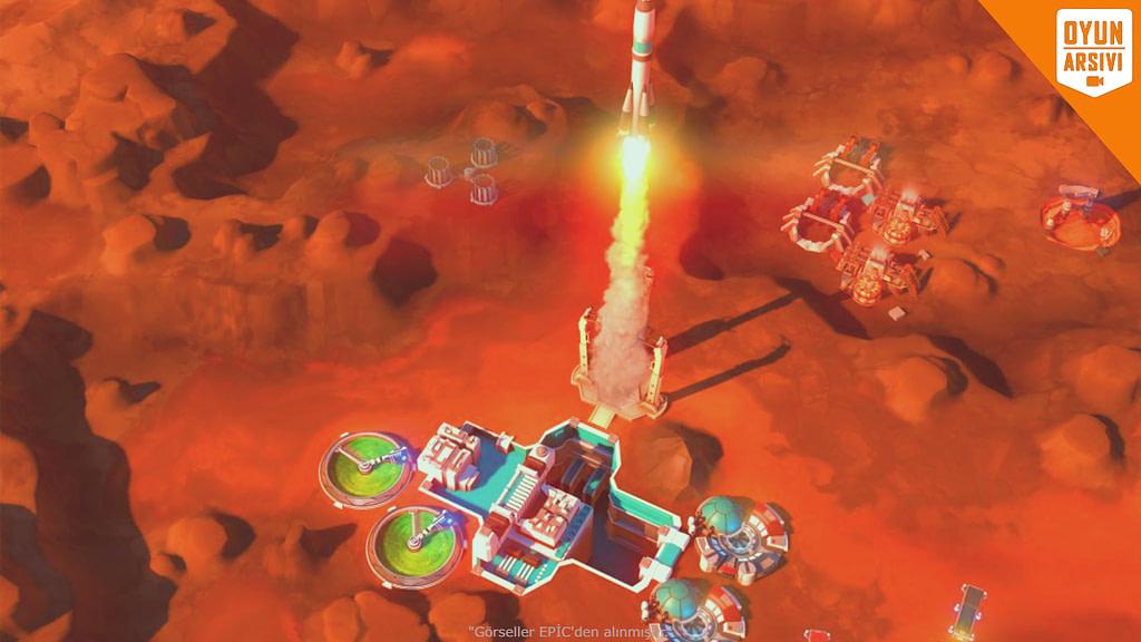 Epic Games'te Obduction Ve Offworld Trading Company Ücretsiz 1