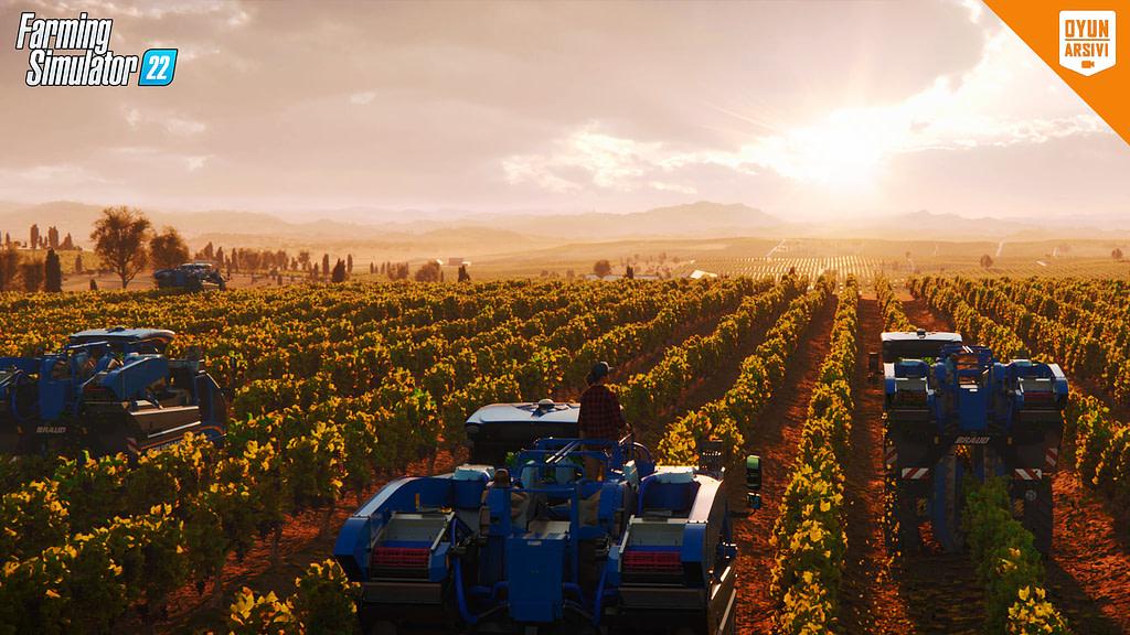 Farming Simulator 22 İndir 2 OA