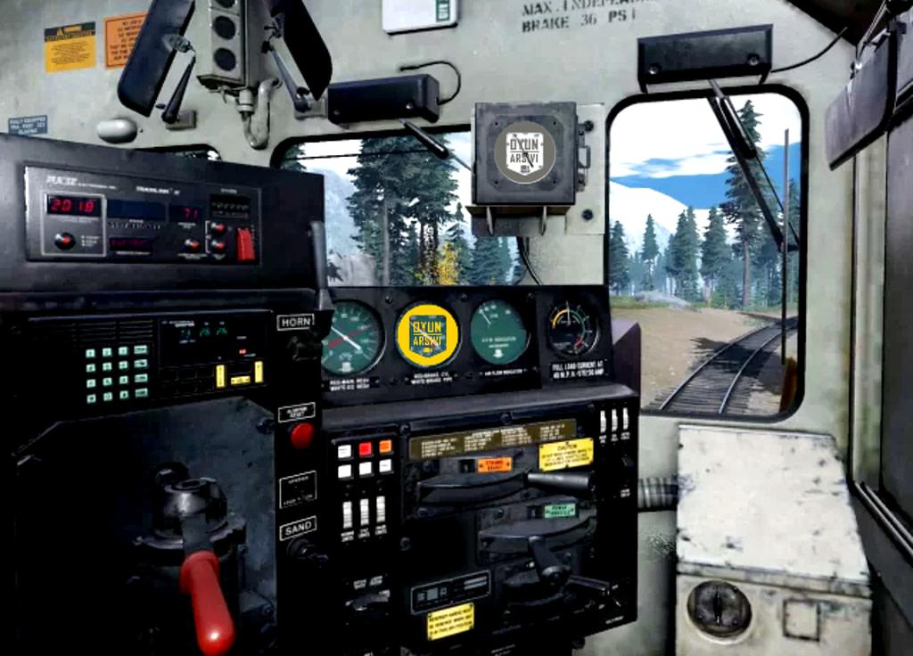 18 Ağustos'ta Çıkacak Trainz Simulator 3 Hakkında Bilinmeyenler OA