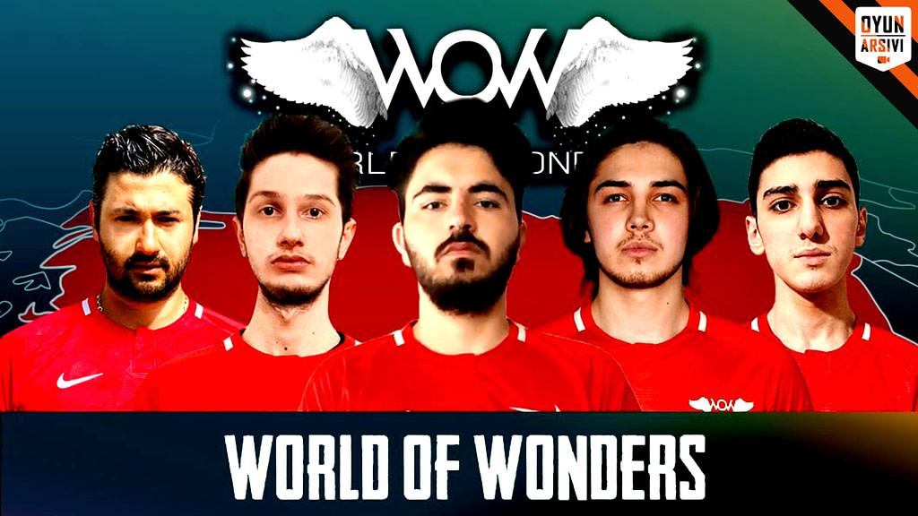 Worlds of Wonders Oyun Arşivi
