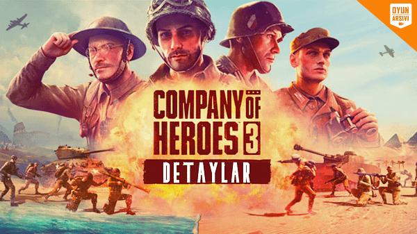 Company Of Heroes 3 OA