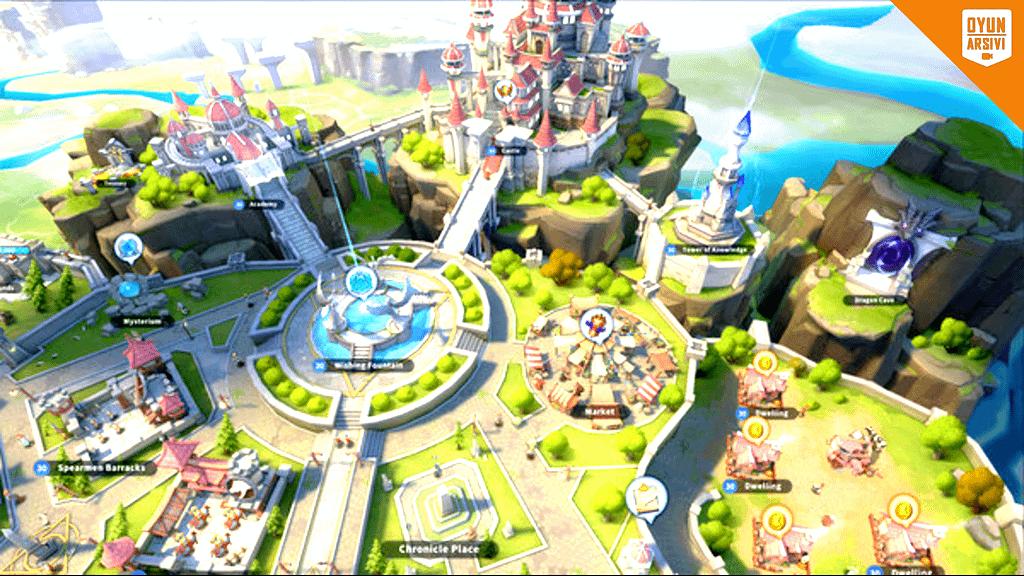 Infinity Kingdom İndir 3 OA