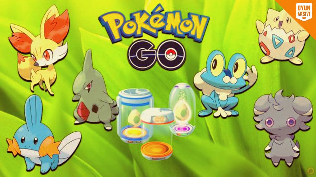 Pokémon GO İndir 3 OA