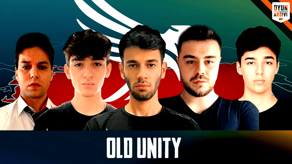Old Unity Oyun Arşivi