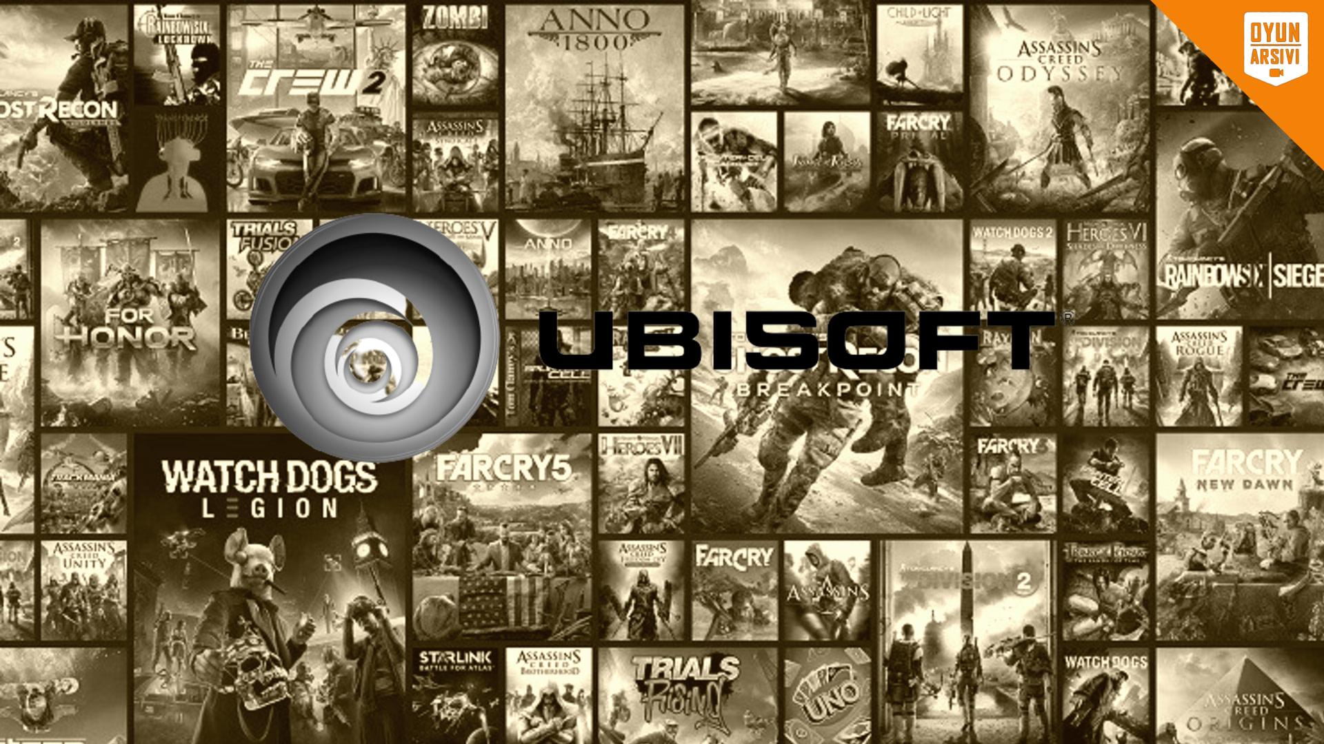 Ubisoft DDos Saldırısı Davası Oyun Arşivi