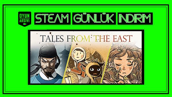 Steam'de _Doğu Masalları Paketi_ OA