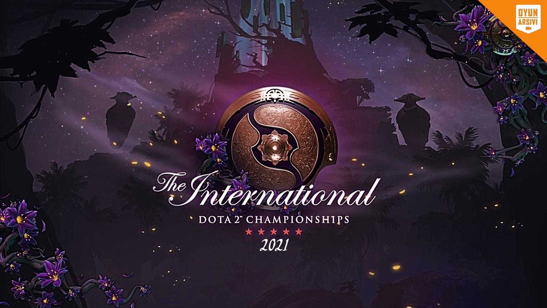 The İnternational Dota 2 Şampiyona 2021 OA